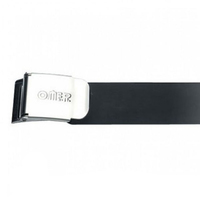 Грузовой пояс Omer Rubber Weight Belt - S.S. Buckle