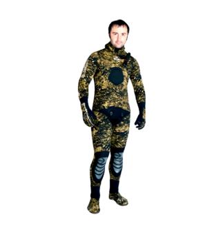 Охотничий гидрокостюм SARGAN Сталкер (9мм)