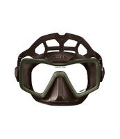 Маска Omer Apnea Mask brown silicone