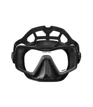 Маска Omer Apnea Mask black silicone