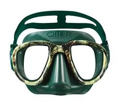 Маска Omer Alien mask - Sea Green